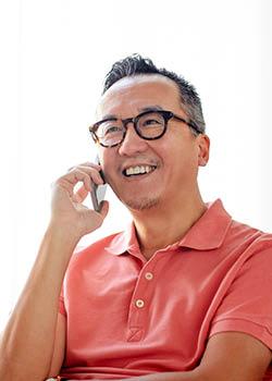 Avez-vous déjà un téléphone que vous aimez ?