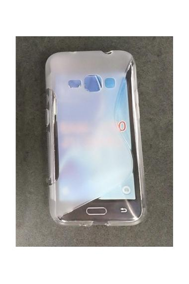 Samsung Galaxy J1 Skin Clear