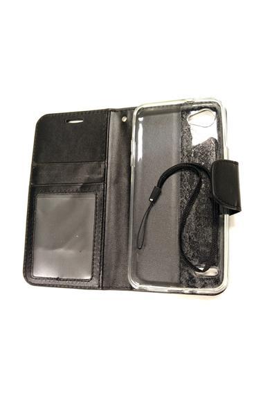 LG Q6 Folio Case