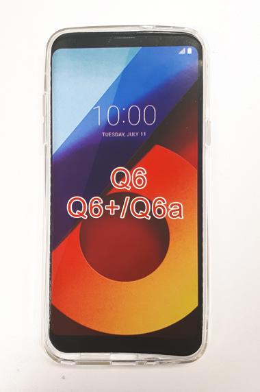LG Q6 Skin Clear