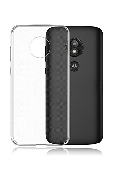 Moto E5 Play Skin Clear