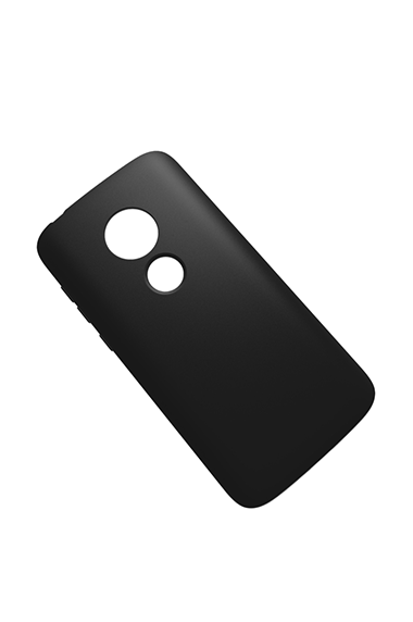 Moto E5 Play Skin Black