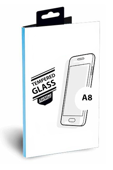 Samsung Galaxy A8 Tempered Glass