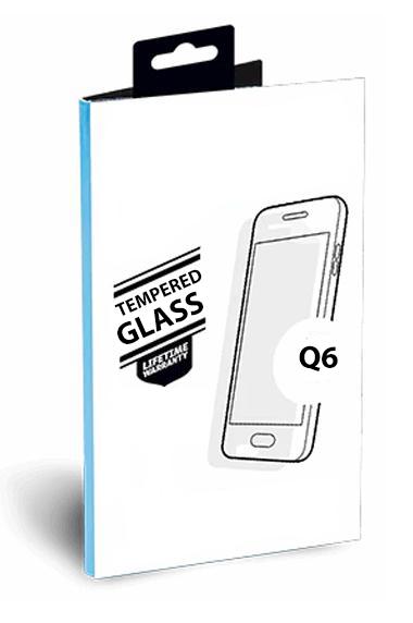 LG Q6 verre trempé