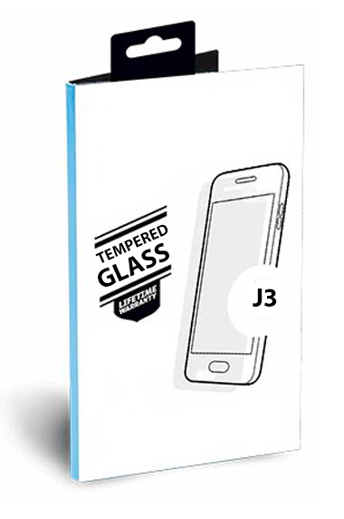 Samsung Galaxy J3 Tempered Glass