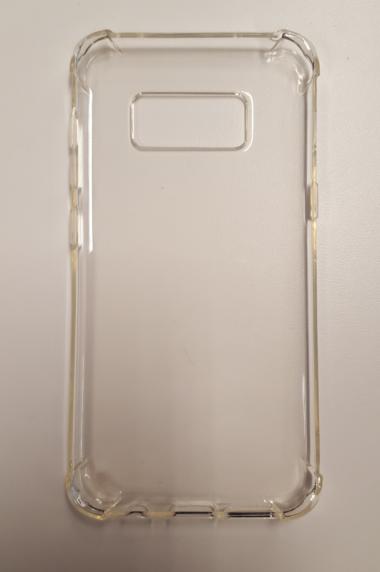Samsung Galaxy S8 Skin Clear