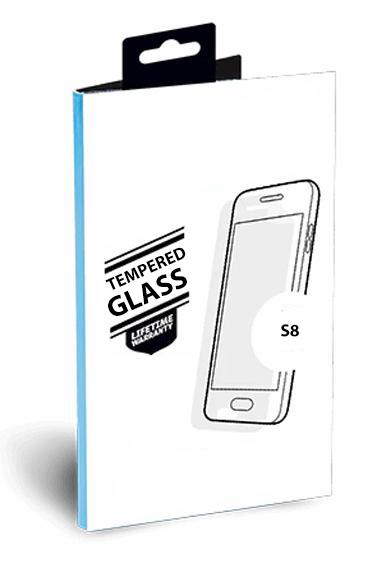 Samsung Galaxy S8 verre trempé