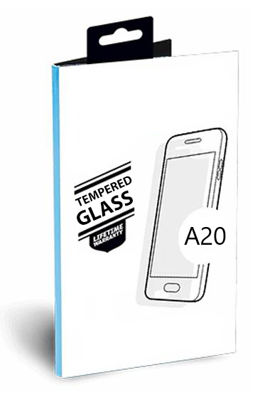 Samsung Galaxy A20 Tempered Glass