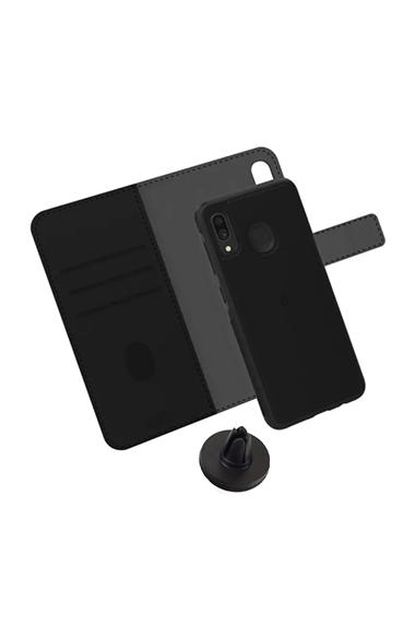 Samsung Galaxy A20 Étui portefeuille Switch 3-en-1
