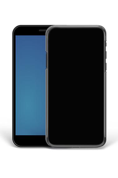 Samsung Galaxy A10e Skin Black