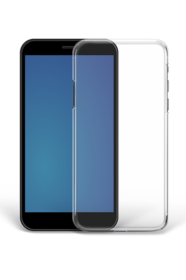 Samsung Galaxy A52 - Étui clair
